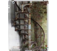 1.7.2016: Spiral Staircase iPad Case/Skin