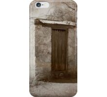 Old  Aussie Dunny iPhone Case/Skin