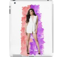 Lauren Jauregui Splash! iPad Case/Skin