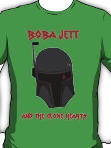 Boba Jett and the Clone Hearts  T-Shirt