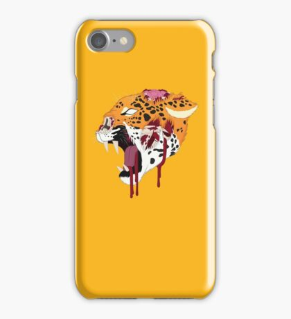 Stay Hungry / Jaguar iPhone Case/Skin