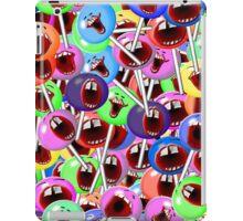 laughing lollipops iPad Case/Skin