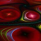 Digital galaxy  forms by RosiLorz