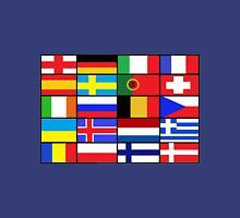 european flags Unisex T-Shirt