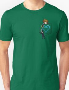 Sora pocket buddy Unisex T-Shirt