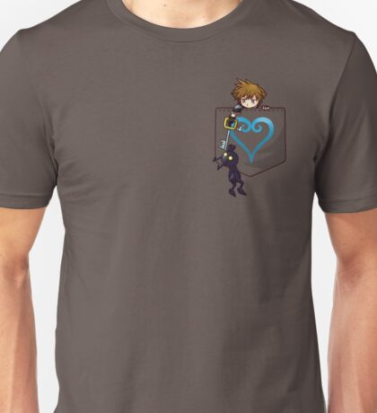 Sora pocket buddy Unisex T-Shirt