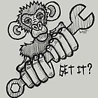 Monkey Wrench by Brett Gilbert