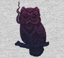 Lonely Owl Kids Tee
