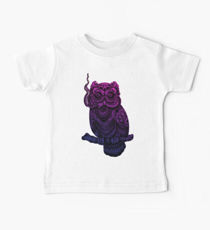 Lonely Owl Baby Tee