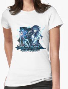 Sword Art Online Womens Fitted T-Shirt
