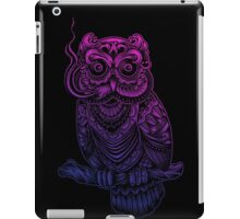 Lonely Owl iPad Case/Skin