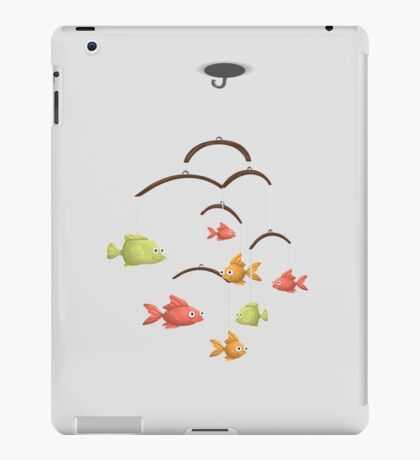 MOBILE FISHES CRADLE iPad Case/Skin