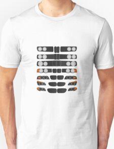 BMW 5 series evolution Unisex T-Shirt