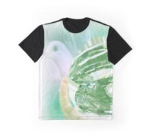 WHITE PEARL Graphic T-Shirt