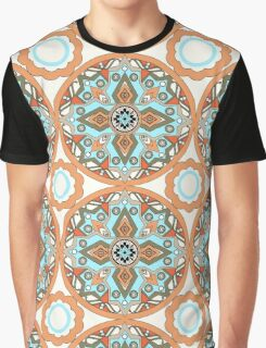 Ethnic seamless pattern in Eastern. Graphic T-Shirt