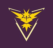 Pokemon Go - Team Instinct (no text) Unisex T-Shirt