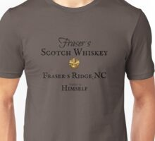 Outlander /Scotch Whiskey/Fraser's Ridge Unisex T-Shirt