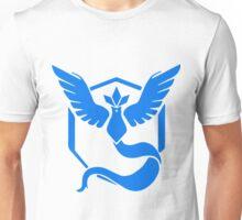 Pokemon Go - Team Mystic (no text) Unisex T-Shirt