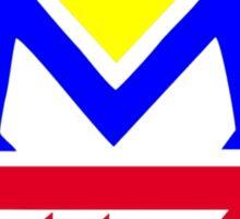 Manny Pacquiao Classic Logo Sticker