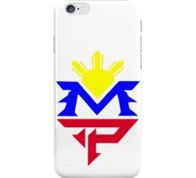 Manny Pacquiao Classic Logo iPhone Case/Skin