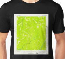 USGS TOPO Map Alaska AK Nulato B-2 358138 1952 63360 Unisex T-Shirt