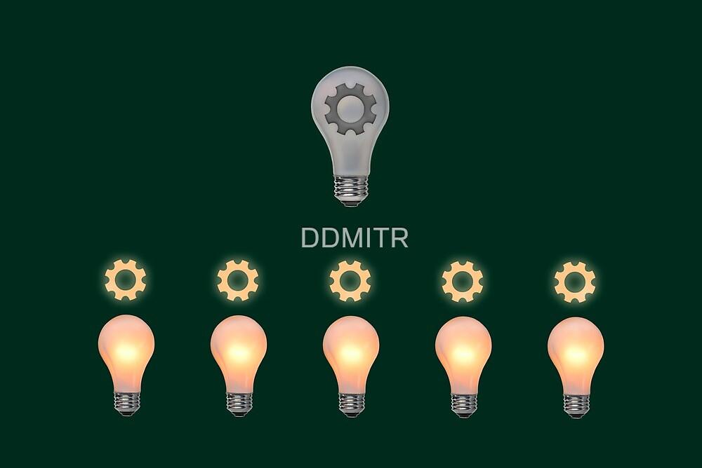 Teamwork concept by DDMITR
