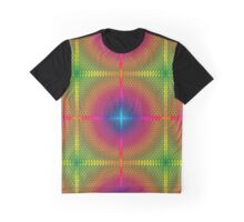 Colors In Bloom series Graphic T-Shirt