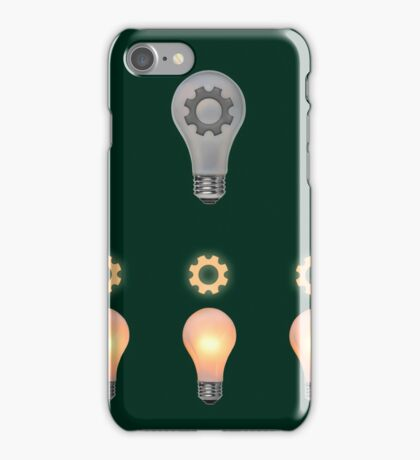 Teamwork concept iPhone Case/Skin