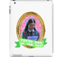 Millie Kentner Frame iPad Case/Skin