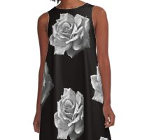 Dark Beauty A-Line Dress