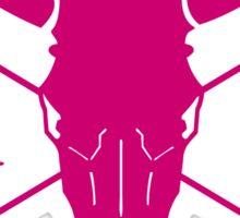ItsRDtime Pink logo Sticker