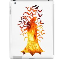 Batman (Fire version) iPad Case/Skin