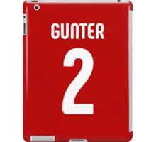 Chris Gunter iPad Case/Skin