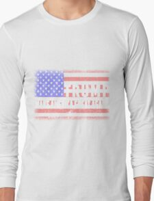 Trump - Make America Great Again! Long Sleeve T-Shirt