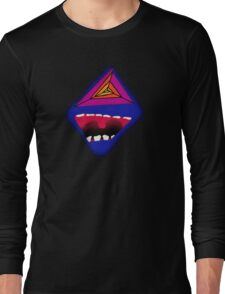 The Laugh Psychedelic Long Sleeve T-Shirt
