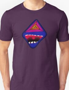 The Laugh Psychedelic Unisex T-Shirt