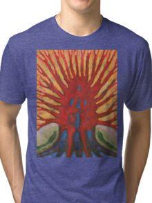 Outside Tri-blend T-Shirt