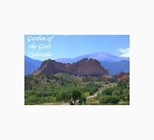 Garden of the Gods #6 Unisex T-Shirt