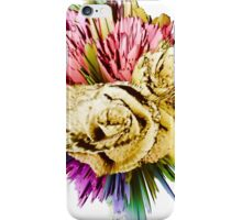 Floral firework iPhone Case/Skin