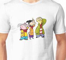Ed, Edd and Eddy Unisex T-Shirt