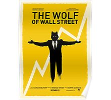 The Wolf of Wall Street Poster Poster
