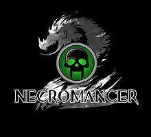 Necromancer - Guild Wars 2 by Dekai
