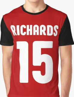 Jazz Richards Graphic T-Shirt