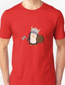 Penguin Viking   Unisex T-Shirt
