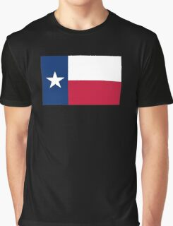 Texas Flag Texan USA - Lone Star T-Shirt Duvet Sticker Graphic T-Shirt