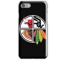 Chicago - Dedicated To All Chicago Sport Teams Lovers iPhone Case/Skin