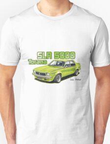 Holden SLR 5000 Torana in Green T-Shirt