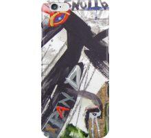 crow flight 5 iPhone Case/Skin