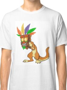 Aku Aku and Daxter  Classic T-Shirt