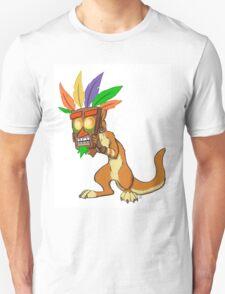Aku Aku and Daxter  Unisex T-Shirt